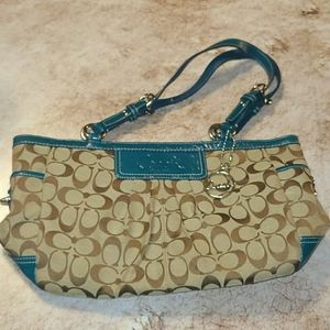 Great condition Used Coach Purse